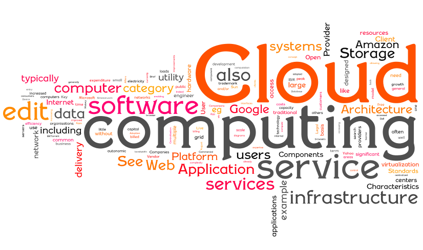 outsource to the cloud